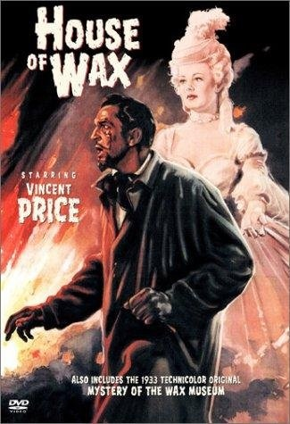 House of Wax (1953) starring Vincent Price on DVD on DVD