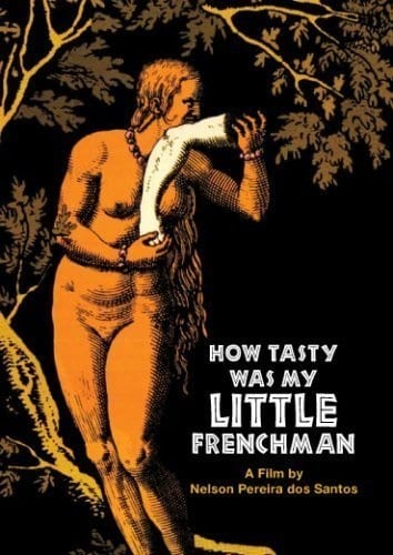 How Tasty Was My Little Frenchman (1971) with English Subtitles on DVD on DVD