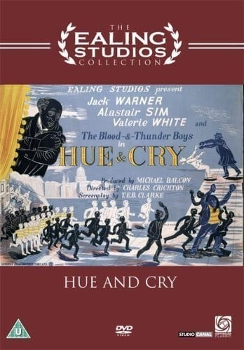 Hue and Cry (1947) starring Harry Fowler on DVD