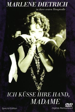 I Kiss Your Hand Madame (1929) with English Subtitles on DVD on DVD