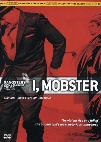 I Mobster (1959) starring Steve Cochran on DVD on DVD