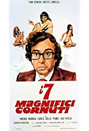 I sette magnifici cornuti (1974) with English Subtitles on DVD on DVD