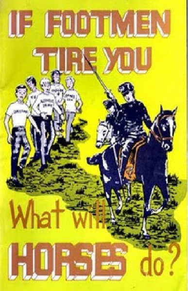 If Footmen Tire You What Will Horses Do? (1971) starring Judy Creech on DVD on DVD