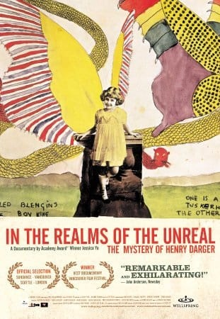 In the Realms of the Unreal (2004) starring Larry Pine on DVD on DVD