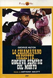In the West There Was a Man Named Invincible (1973) with English Subtitles on DVD on DVD