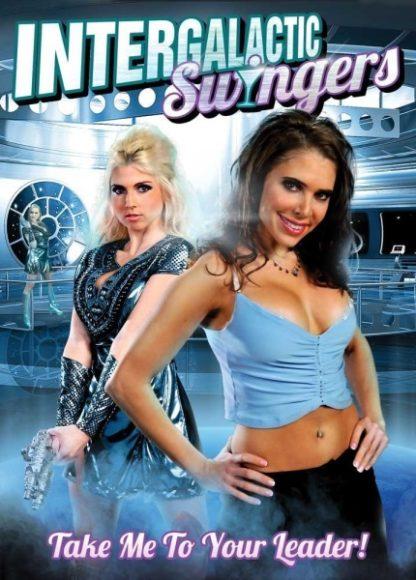 Intergalactic Swingers (2013) starring Erika Jordan on DVD on DVD