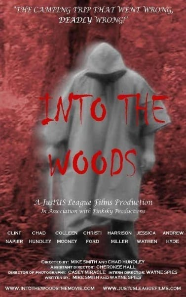 Into the Woods (2006) starring Andrew Hyde on DVD on DVD