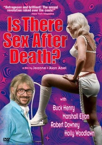 Is There Sex After Death? (1971) starring Alan Abel on DVD on DVD