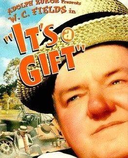 It S A Gift 1934 Starring W C Fields On Dvd Dvd Lady Classics On Dvd