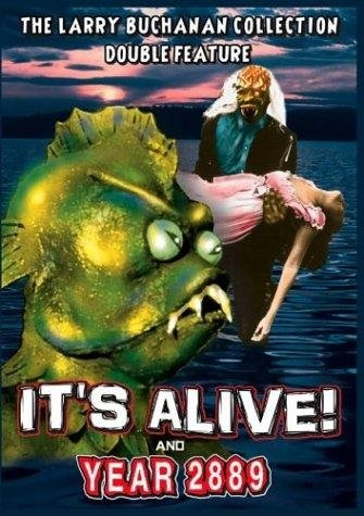 'It's Alive!' (1969) starring Tommy Kirk on DVD on DVD