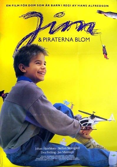 Jim & piraterna Blom (1987) with English Subtitles on DVD on DVD