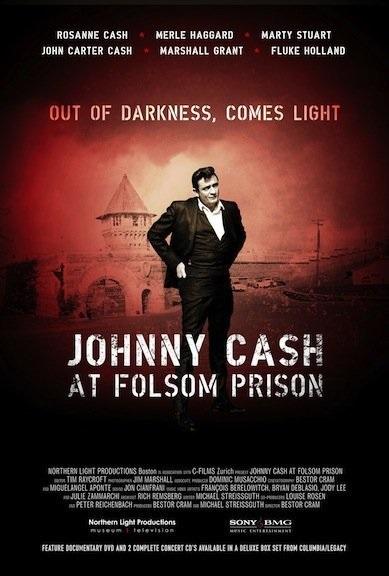 Johnny Cash at Folsom Prison (2008) starring Gene Beley on DVD on DVD