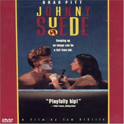 Johnny Suede (1991) starring Brad Pitt on DVD on DVD