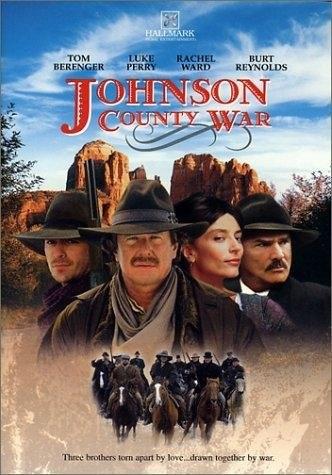 Johnson County War (2002) starring Tom Berenger on DVD on DVD