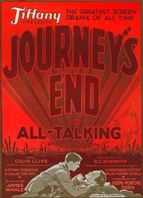Journey's End (1930) starring Colin Clive on DVD on DVD