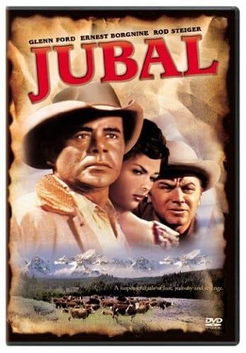 Jubal (1956) starring Glenn Ford on DVD on DVD