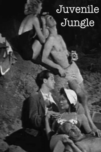 Juvenile Jungle (1958) starring Corey Allen on DVD on DVD