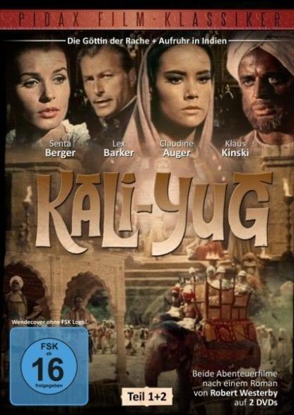 Kali Yug, la dea della vendetta (1963) with English Subtitles on DVD on DVD