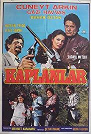 Kaplanlar (1985) with English Subtitles on DVD on DVD