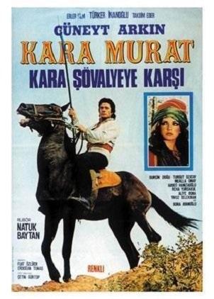 Kara Murat: Kara Sövalyeye Karsi (1975) with English Subtitles on DVD on DVD