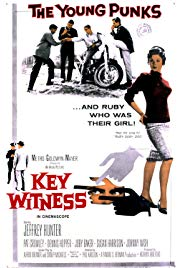 Key Witness (1960) starring Jeffrey Hunter on DVD on DVD