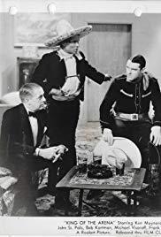 King of the Arena (1933) starring Ken Maynard on DVD on DVD