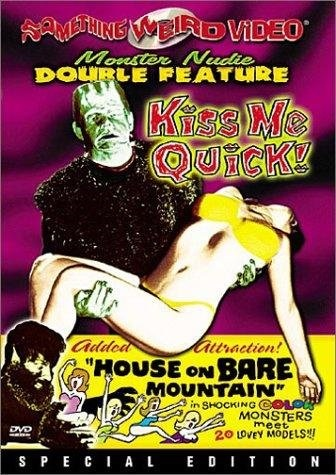 Kiss Me Quick! (1964) starring Max Gardens on DVD on DVD