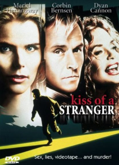 Kiss of a Stranger (1998) starring Mariel Hemingway on DVD on DVD