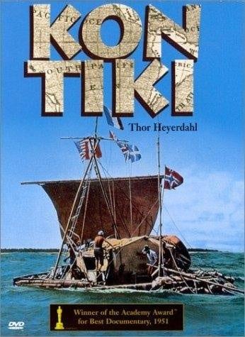 Kon-Tiki (1950) with English Subtitles on DVD on DVD