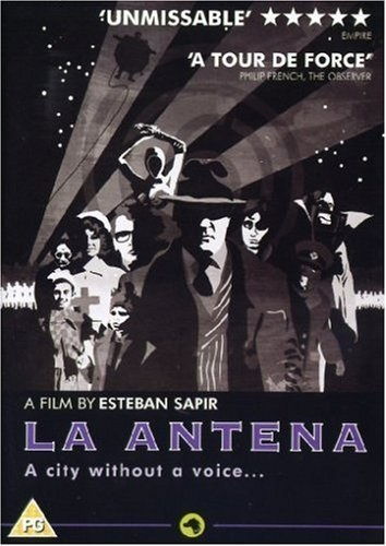 La Antena (2007) with English Subtitles on DVD on DVD