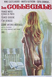 La collegiale (1975) with English Subtitles on DVD on DVD