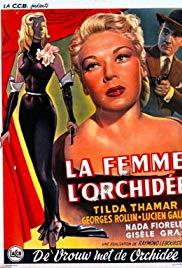 La femme à l'orchidée (1952) with English Subtitles on DVD