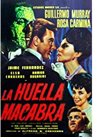 La huella macabra (1963) with English Subtitles on DVD on DVD