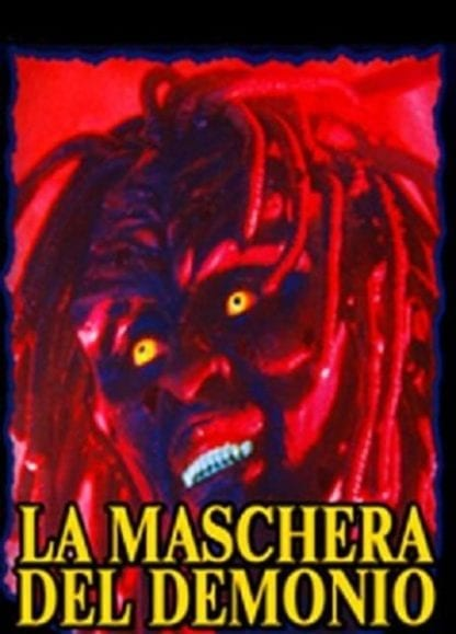 La maschera del demonio (1989) with English Subtitles on DVD on DVD