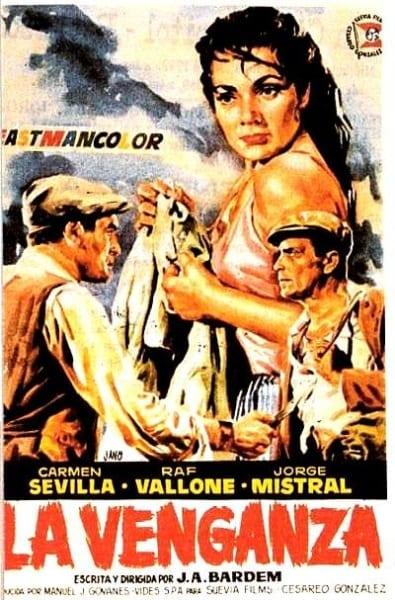La venganza (1958) with English Subtitles on DVD on DVD