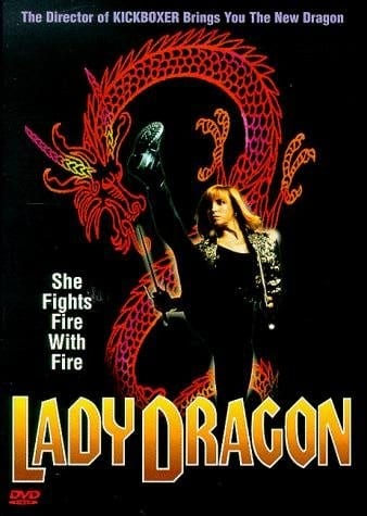 Lady Dragon (1992) Uncut with English Subtitles on DVD on DVD