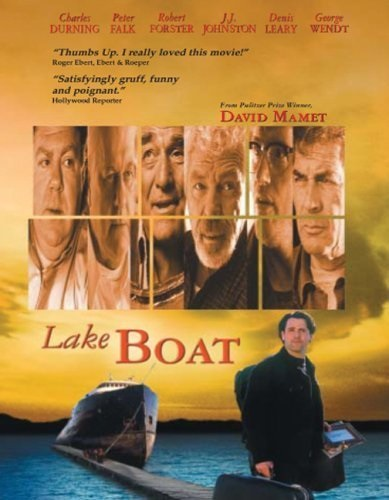 Lakeboat (2000) starring Charles Durning on DVD on DVD