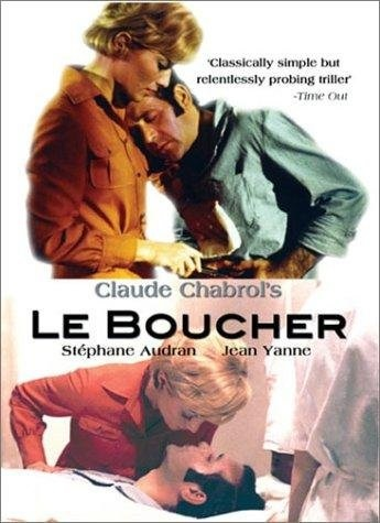 Le Boucher (1970) with English Subtitles on DVD on DVD