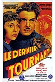 Le dernier tournant (1939) with English Subtitles on DVD on DVD