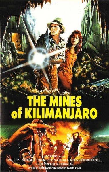 Le miniere del Kilimangiaro (1986) with English Subtitles on DVD on DVD