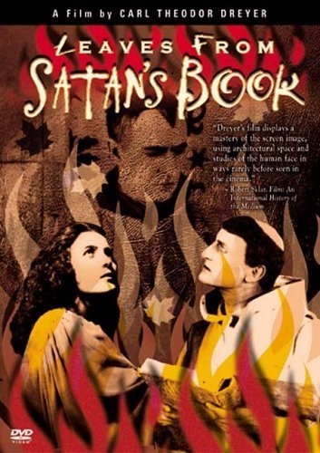 Leaves From Satan's Book (1920) with English Subtitles on DVD on DVD