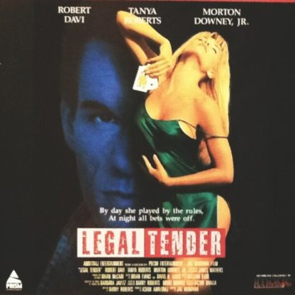 Legal Tender (1991) starring Robert Davi on DVD on DVD