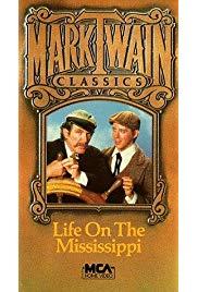Life on the Mississippi (1980) starring Robert Lansing on DVD on DVD