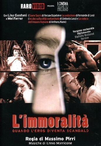 L'immoralità (1978) with English Subtitles on DVD on DVD