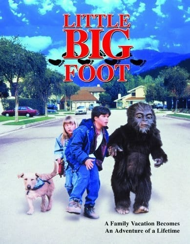 Little Bigfoot (1997) starring Ross Malinger on DVD on DVD