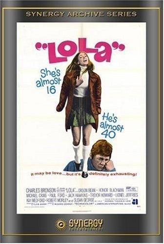London Affair (1970) starring Charles Bronson on DVD on DVD
