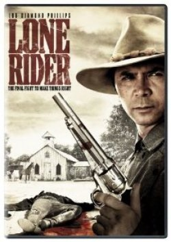 Lone Rider (2008) starring Lou Diamond Phillips on DVD on DVD
