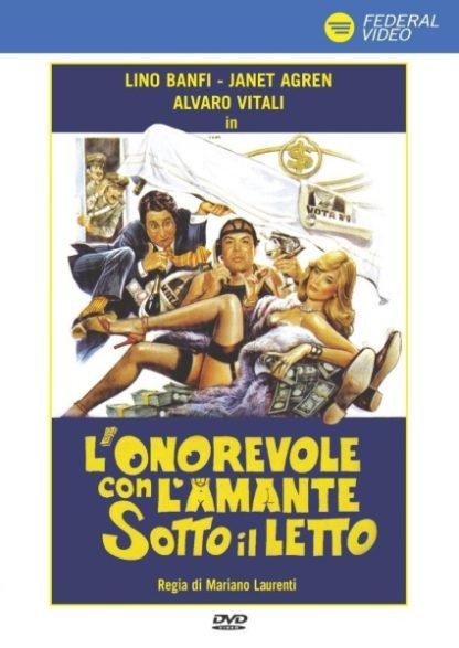 L'onorevole con l'amante sotto il letto (1981) with English Subtitles on DVD on DVD
