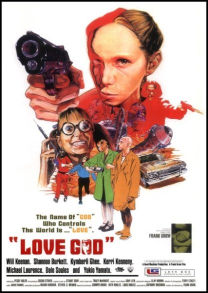Love God (1997) starring Will Keenan on DVD on DVD