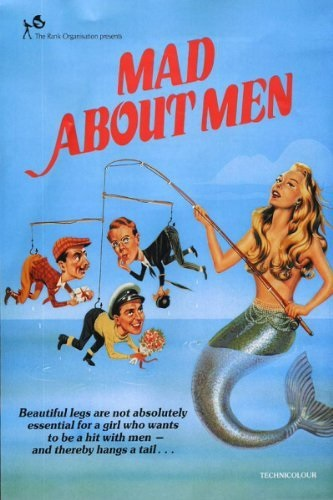 Mad About Men (1954) starring Glynis Johns on DVD on DVD